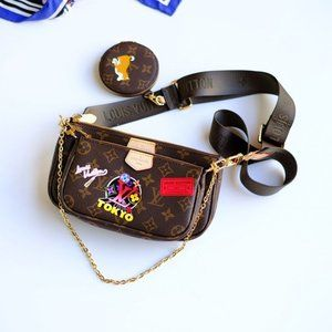 LOUIS VUITTON  Crossbody Bags